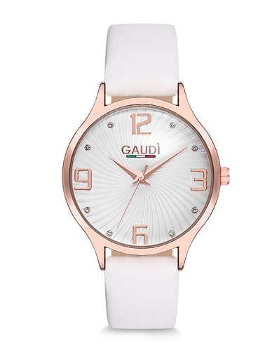 Gaudi Saat Beyaz